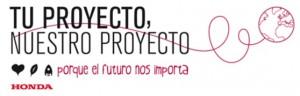 Tu proyecto nuestro proyecto
